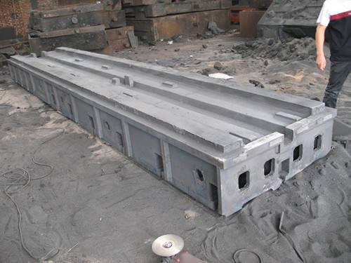 广东铣床铸件