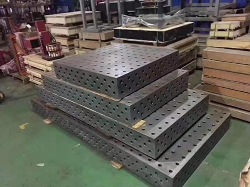 三维焊接平台2