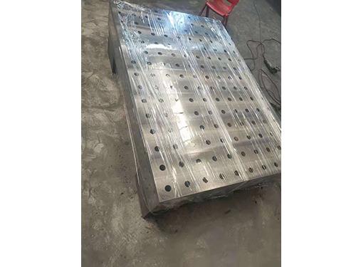 三维焊接平台3