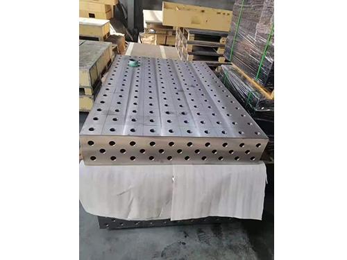 三维焊接平台5