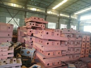 消失模铸件铸造定做机床铸件 大型铸件底座