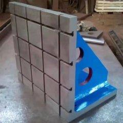 T型槽弯板