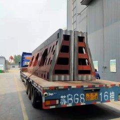 机床铸件亚搏直播平台下载件大中型床身件树脂砂件工作台立柱箱体
